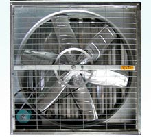Stainless steel fan